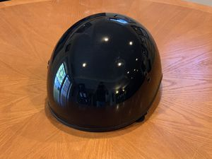1/2 Shell Motorcycle Helmet for Sale in Mount Airy, MD