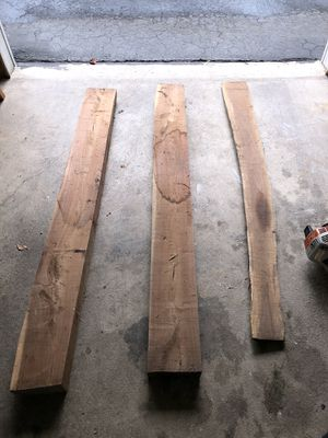 Hand hewn mantle pieces for Sale in Marysville, PA