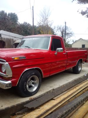 1972 ford f100 ranger xlt for Sale in Dallas, TX