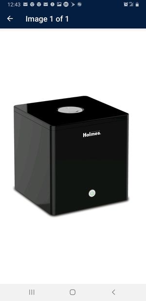 Holmes Humidifier - Black for Sale in Raleigh, NC