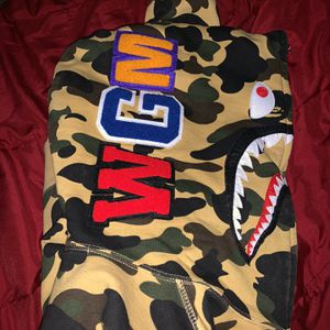 Bape Shark Hoodie for Sale in West Chicago, IL