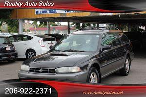 1997 Subaru Legacy Wagon for Sale in Seattle, WA