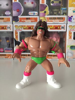 Ultimate Warrior Retro Series 1 WWE Figure for Sale in Houston, TX