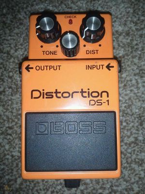 Boss DS1 like new for Sale in Fresno, CA