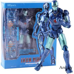 Marvel Avengers Iron Man MK3 Blue Stealth Action Figure Collectible for Sale in Houston, TX