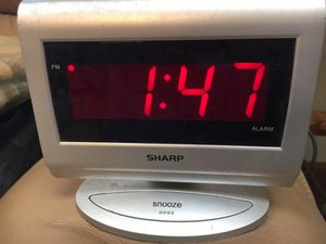 Electric Alarm clock - JUST REDUCED !! - for Sale in Hollywood, FL