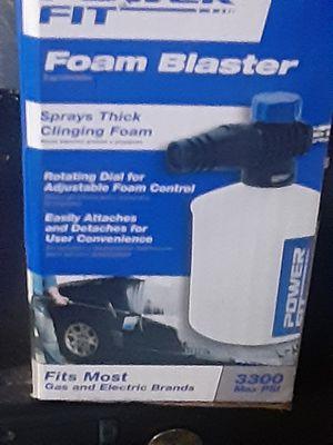 Power Fit Foamblaster-Brand New for Sale in Longmont, CO