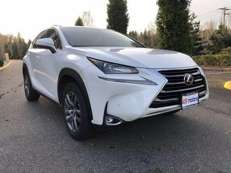 2016 Lexus Nx 200T for Sale in Woodinville,  WA