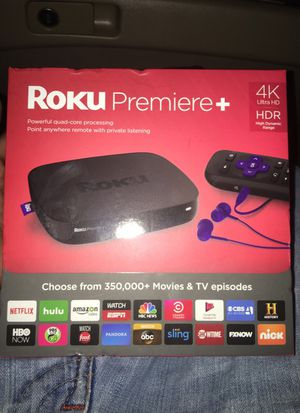 Roku Premiere➕ for Sale in Humble, TX