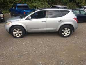 07 Nissan Murano for Sale in Pittsburgh, PA