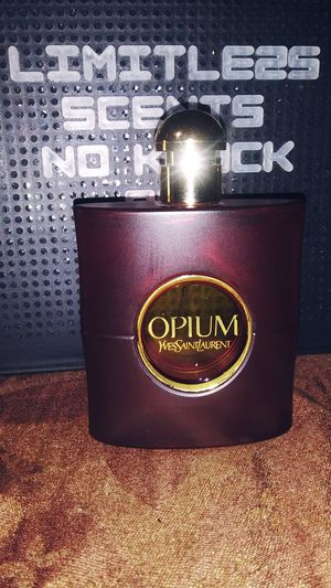 YSL OPIUM EDT 3.3 for Sale in Houston, TX