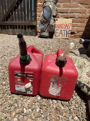Gas Containers for Sale in Tucson, AZ