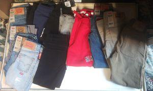 Nike, jordan, adidas, etc, clothes LOT sizes 2t-7t for Sale in Sacramento, CA