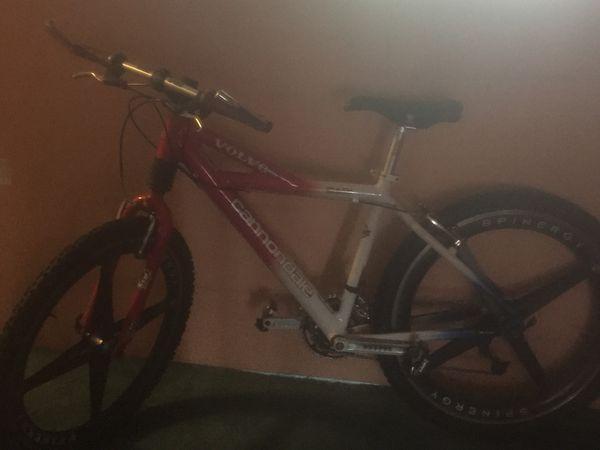 1996 Cannondale F700 killer V Olympic cadd2 mountain bike