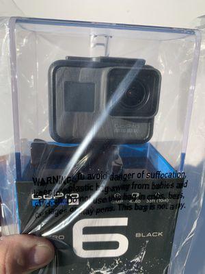 GoPro Hero 6 Black NIB for Sale in Seattle, WA
