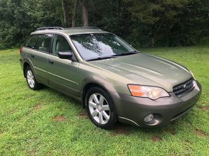 2007 Subaru Outback for Sale in Bridgeport, CT