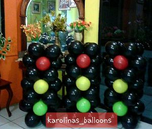 🎈🎈🎈🎈🎈🎈🌈Balloon columns ! Any size 😊🎈🥳🥳🥳🥳 for Sale in Corona, CA