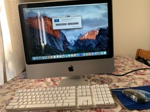 iMac photoshop, word, excel for Sale in Long Beach, CA
