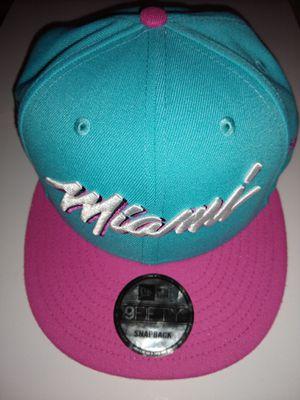Miami heat heat wave hat for Sale in Marysville, WA