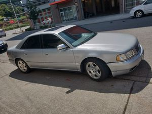 Audi S8 2001 with low mileage $5800 for Sale in Seattle, WA