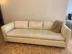Cream Colored Couch for Sale in Washington, DC