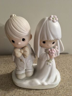 Precious Moments Bride & Groom for Sale in Lisle, IL