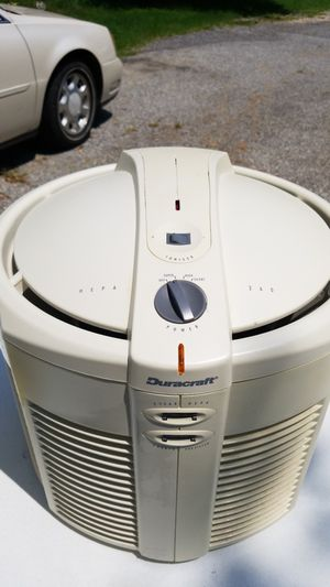 Duracraft Hepa 260 Ionizer air purifier for Sale in Oxon Hill, MD