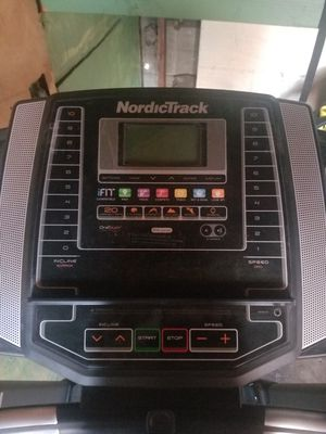 nordictrack treadmill for Sale in Lynwood, CA