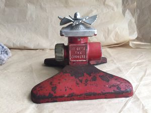 Vintage Red Sprinkler for Sale in Bremerton, WA