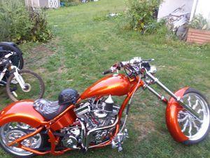 Chopper motorcycle for Sale in Waynesboro, VA