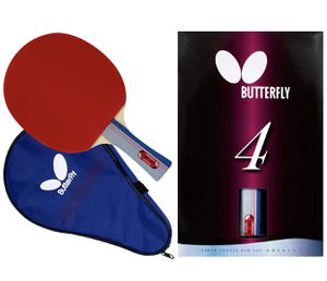 Butterfly 401 Table Tennis Racket Set - 1 Ping Pong Paddle – 1 Ping Pong Paddle Case for Sale in Riverside, CA