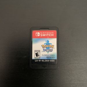 Pokémon Sword for Sale in Los Angeles, CA