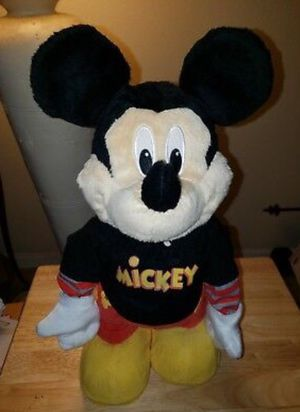 Dancing Star Mickey Mouse like new for Sale in Attleboro, MA