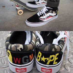 Bape Vans for Sale in North Little Rock, AR