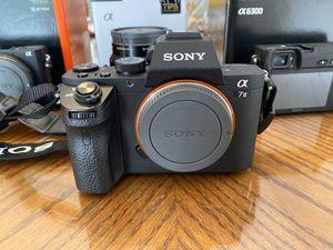 Sony Câmera - Body A72 - Like New for Sale in Largo, FL