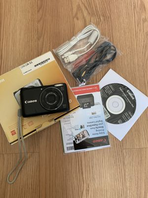 Canon digital camera for Sale in Woodbridge Township, NJ
