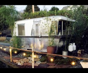 Vintage trailer camper- Holiday House (Not an Airstream) for Sale in Seattle, WA