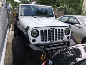 2014 Jeep Wrangler Sahara Polar Edition for Sale in Berkeley Heights, NJ