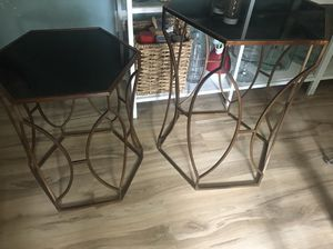 Side tables for Sale in Lancaster, TX