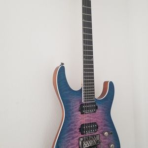 Jackson Soloist Guitar With Floyd Rose Tremolo (SL2Q MAH) for Sale in Escondido, CA