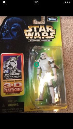 Star Wars Space Trooper Action figure for Sale in Cibolo, TX