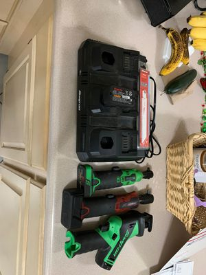 Snap-on cordless tools w/ multi battery charger for Sale in Las Vegas, NV