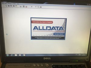 Laptop with ALLDATA for Sale in Los Angeles, CA
