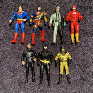 Lot of DC Comics Action Figures for Sale in Trenton, NJ