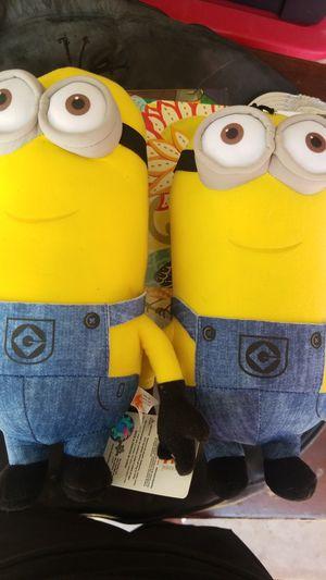 Minon Plushies for Sale in Avondale, AZ