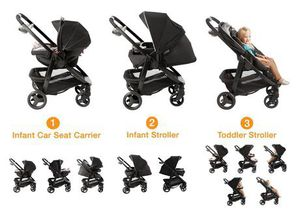 Graco Modes Multi-Stage Stroller with Infant Car Seat for Sale in Rockville, MD