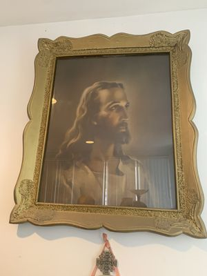 Nice Jesus frame for Sale in The Bronx, NY