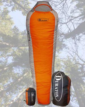 Duraton +20°F Mummy Sleeping Bag for Sale in Bothell, WA