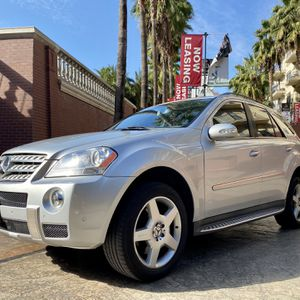 Mercedes Benz ML550 AMG for Sale in Los Angeles, CA