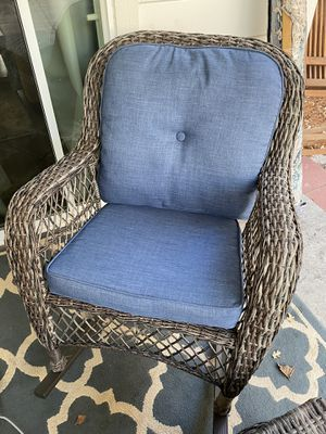 Cute rocking chair and trunk storage set for Sale in Lafayette, CA